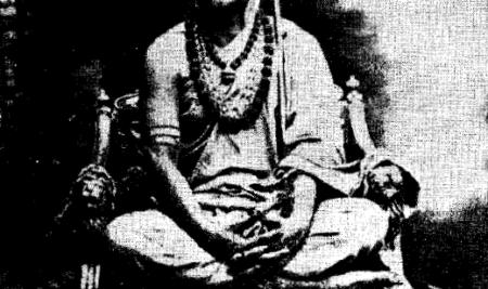 Jagadguru Shankaracharya Sri Bharati Krishna Tirthaji Maharaja