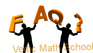 Vedic Math Frequently Asked Question