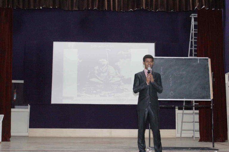 Vedic Math School Workshop