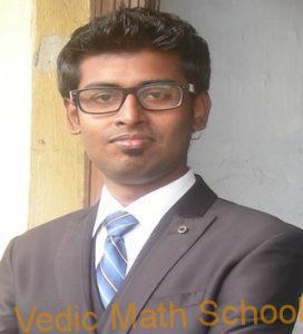 prince jha Vedic maths