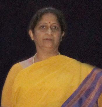 bits principal Dr. (Mrs.) M. Kasturi