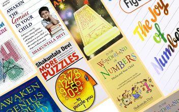 Shakuntala Devi Books