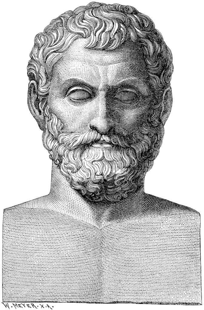 Thales of Miletus: Greek Mathematician, Scientist, Philosopher, Astronomer and Engineer.