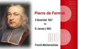Pieere De Fermat