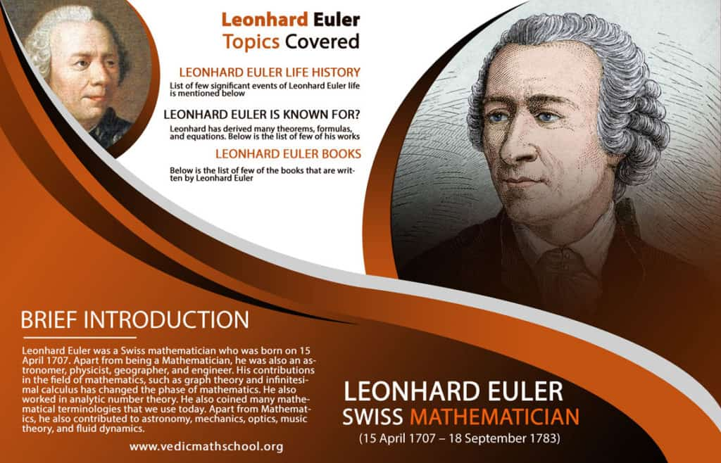 leonhard euler vedic math school
