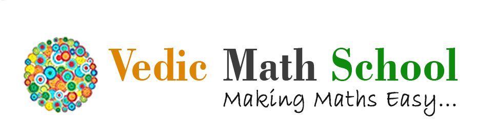 vedic math school full logo