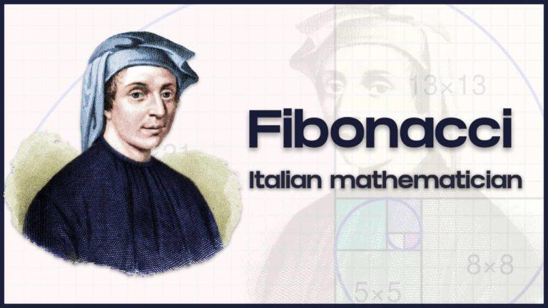 Fibonacci Italian mathematician