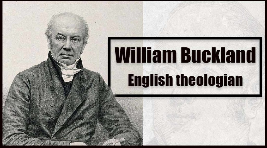 William Buckland English theologian