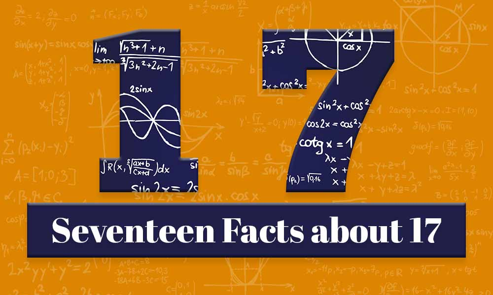 Seventeen Facts about 17