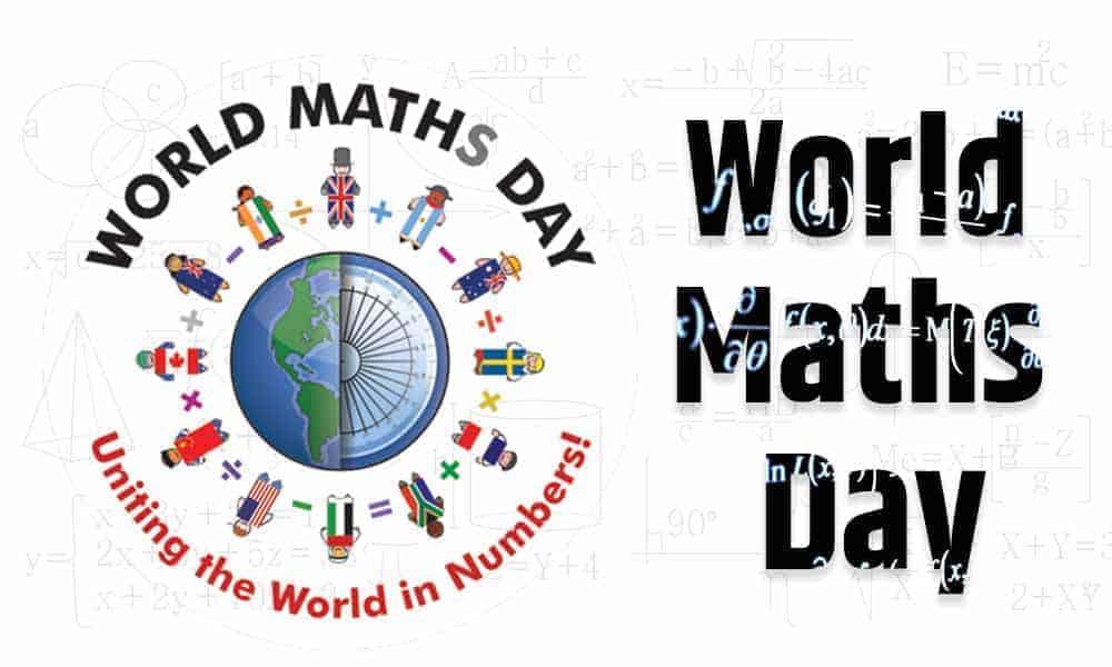 World Maths Day